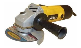 Amoladora 500w 10000rpm Goldex