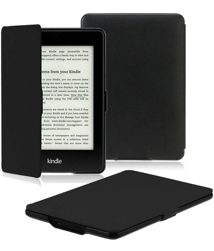 Carcasa Protectora Omoton Para Kindle Paperwhite, La Más Fin