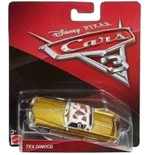 Cars 3 - Tex Dinoco - Original Mattel!!!