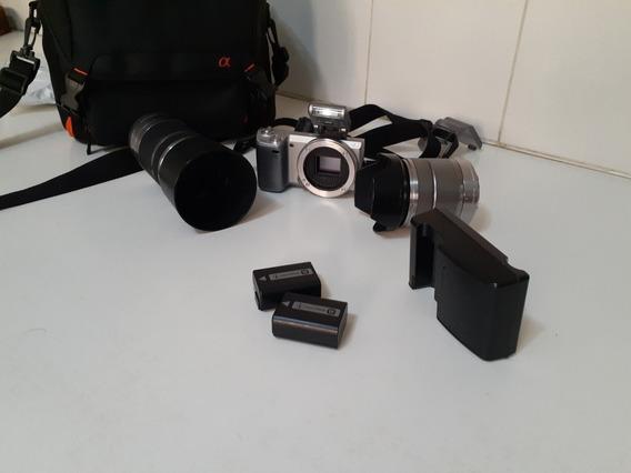 Câmera Fotográfica Nex-5n