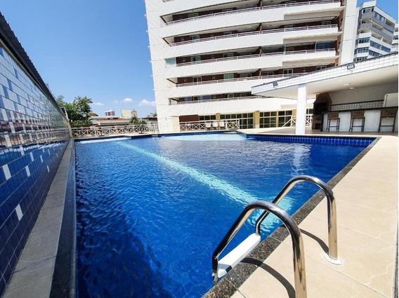 Apartamento Em Joaquim Távora, Fortaleza/ce De 118m² 3 Quartos À Venda Por R$ 700.000,00 - Ap333167