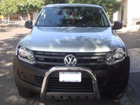 Volkswagen Amarok D/c Motor 163hp Biturbo Impecable!!