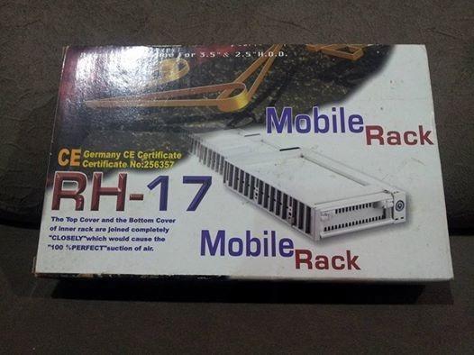 Mobile Rack, Removable Frame For 3,5 & 2,5 H.d.d./ I.d.e.