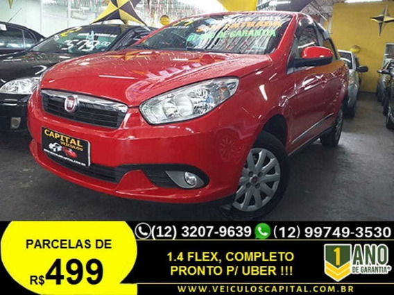 Fiat Grand Siena Attractive 1.4 8v 2014