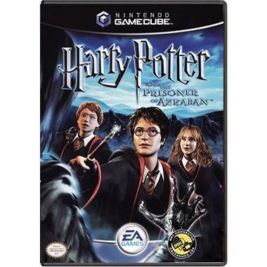 Harry Potter And The Prisoner Of Azkaban Gc Gamecube Física