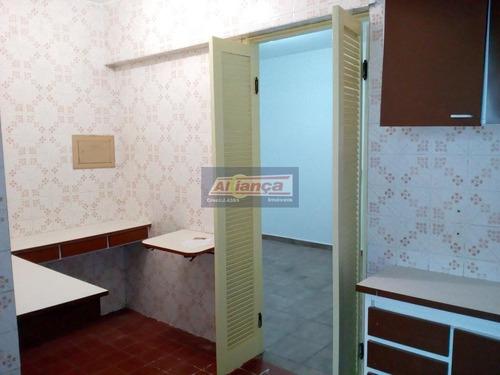 Apto Com 3 Dormitórios No Centro De Guarulhos - Ai9911