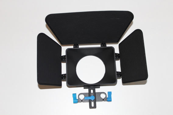 Matte Box P/ Dslr Suporte Câmera Canon / Nikon / Sony / Etc
