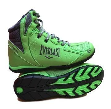 Tenis Everlast Nyc Preço Baixo Cano Alto-boxe-basquete-skate