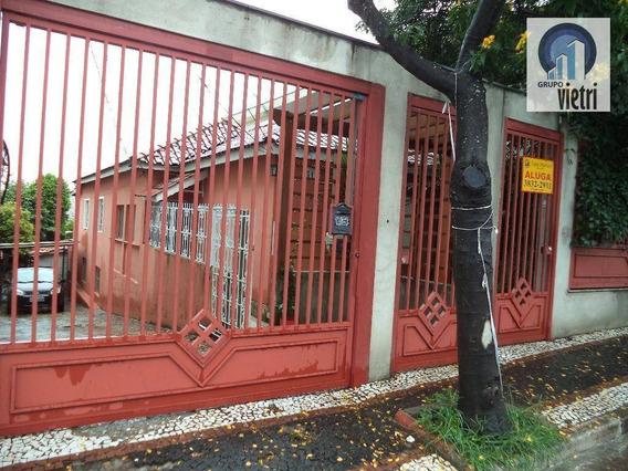 Casas Na Rua Salvador Sala Travessa Da Rua Pedro Bonilha Com 420 Metros De Terreno ( 10x42) E 130 De Construção 3 Casas - Ca0713
