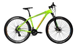 Bicicleta Venzo Eolo Rodado 29 24 Vel Frenos Disco Mecanico