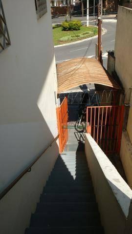 Sobrado Com 3 Dormitórios Para Alugar Por R$ 1.200/mês - Jardim Santa Clara - Taubaté/sp - So0556