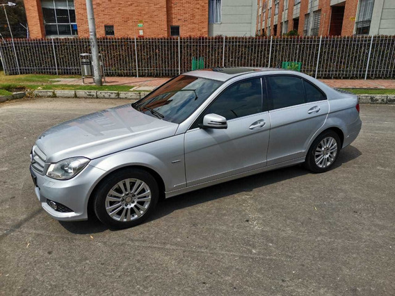 Mercedes C200 2012 At Advangard