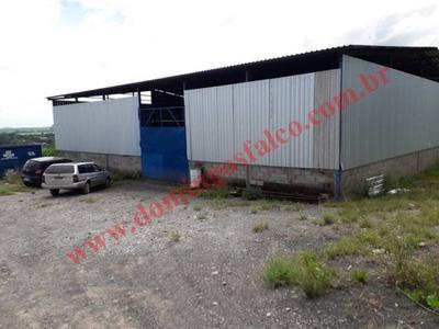 Locação - Salão Industrial - Chácara Recreio Cruzeiro Do Sul - Santa Bárbara D