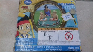 Alberca Inflable Jake Disney