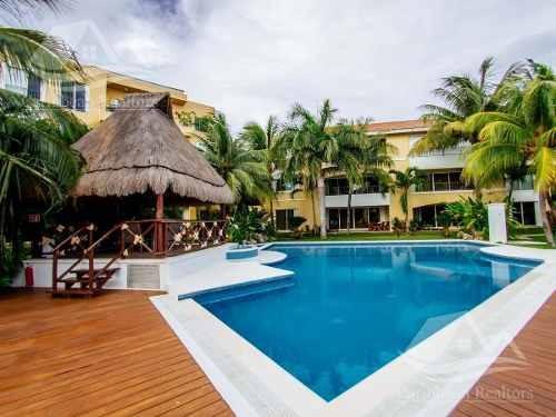 Departamento En Venta En Isla Dorada Cancún / Zona Hotelera / Isla Paraiso