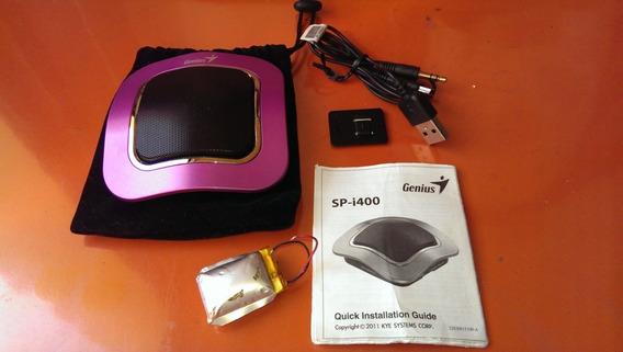 Reproductor Mp3 Genius Sp-i400