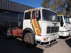 Fiat 619 Tractor Con Equipo Hidraulico Año 1988