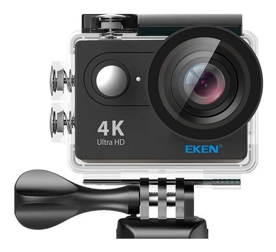 Kit Câmera Eken H9r 4k Wifi Prova D