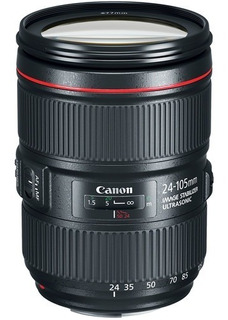 Canon Ef 24-105mm F/4l Is Ii Usm Lens _1
