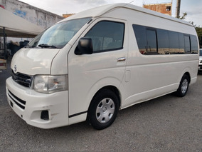 Toyota Hiace 2.7 15 Pasajeros 2011