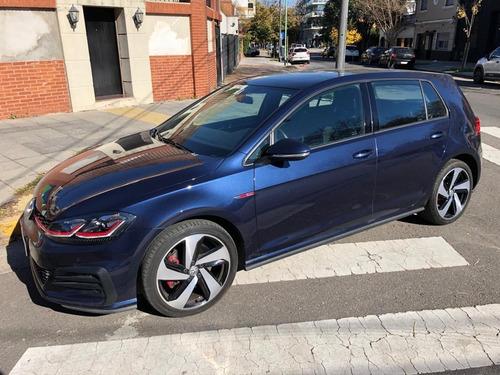Volkswagen Golf Gti 2018 Impecable