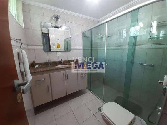 Casa Com 3 Dormitórios À Venda, 174 M² - Vila Industrial - Campinas/sp - Ca1792