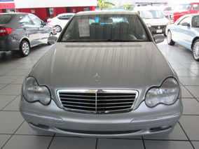 Mercedes-benz Clase C 240, Automatico 2002