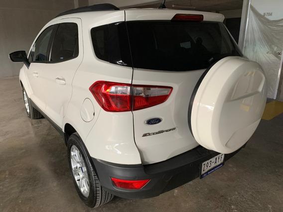 Ford Ecosport 2018 Trend Automatica 4cil Lcd Factura Agencia