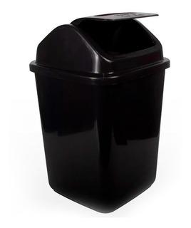 Recipiente De Residuos Vaive Cuadrado 12 L