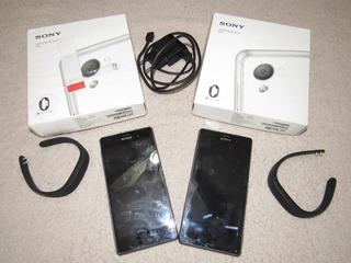 Sony Xperia Z3 Dual Chip D6633 Preto
