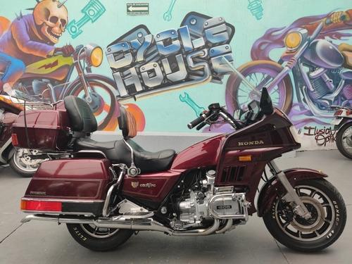 Imagen 1 de 9 de Honda Goldwing 1200 1984 Titulo Limpio Checala!!!!!!!!!!!!!!