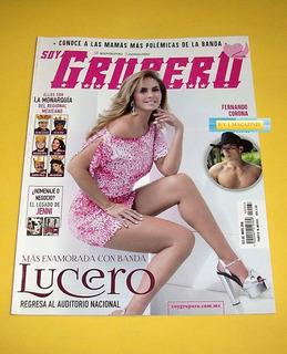 Lucero Los Wapayasos Revista Soy Grupero Mayo 2018