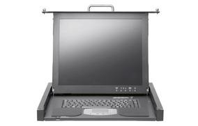 Console De Servidor 17 Polegadas Com Black Box Kvm