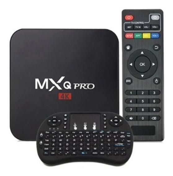 Conversor Smart Tv Android - Youtube, Netflix + Teclado+cabo