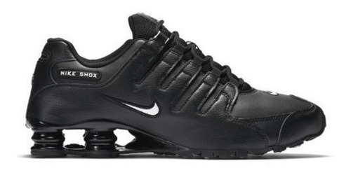 Tenis Nike Shox Running Nz Para Correr Hombre Negro - $4,084.41