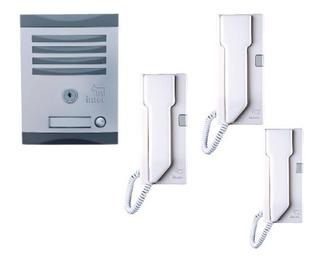 Sistema De Intercomunicación Intecset