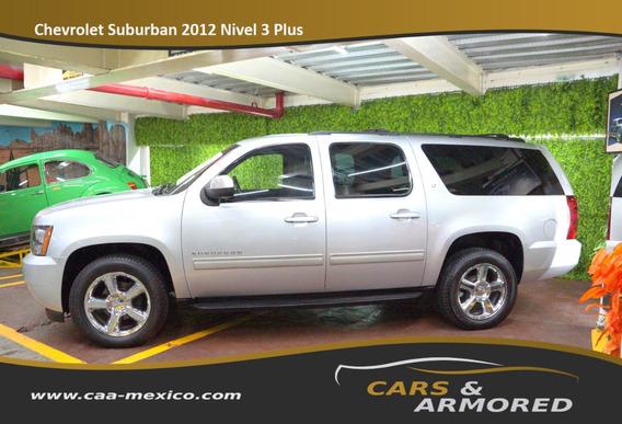 Chevrolet Suburban 2012 Blindada