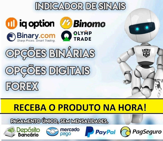 Indicador Robo Iq Option V3 + Razer + Super Ob