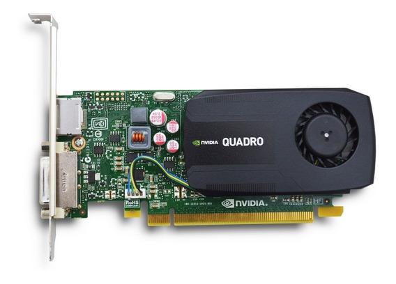 Placa De Vídeo Nvidia Quadro K600 1gb Ddr3 128-bit Pci-e 2.0