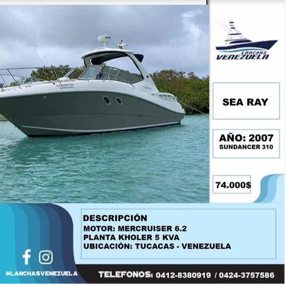 Yate Sea Ray Sundancer 310 Lv09