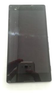 Celular Sony T2 Ultra Azul (p/ Retirada De Peças)