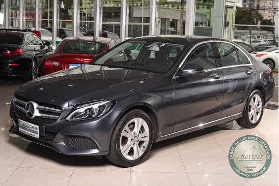 Mercedes Benz C180 Exclusive 1.6 Cgi Flex Aut./2016