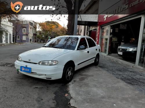 Hyundai Accent 1.3 Masautos 1996 Impecable!