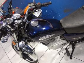 Intruder 125 2008 Linda Moto Ent 500 12 X $ 416 Rainha Motos