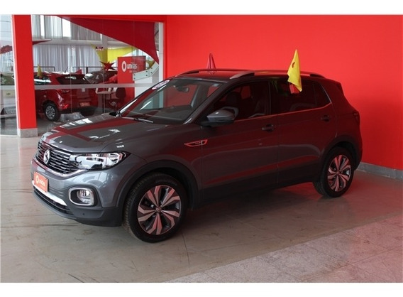 Volkswagen T-cross 1.4 250 Tsi Total Flex Highline Automátic
