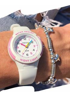 Reloj Tressa Wee Sumergible Con Luz Cuotas Casa Tagger