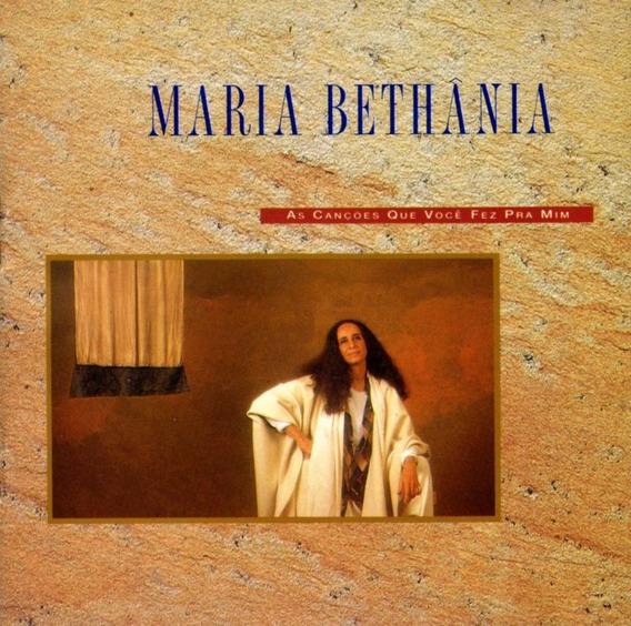 Maria Bethania - As Cançoes Que Vocé Fez Pra Mim / Cd Excele
