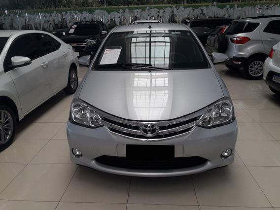 Etios Sedan Xls 1.5 Automatico 2015
