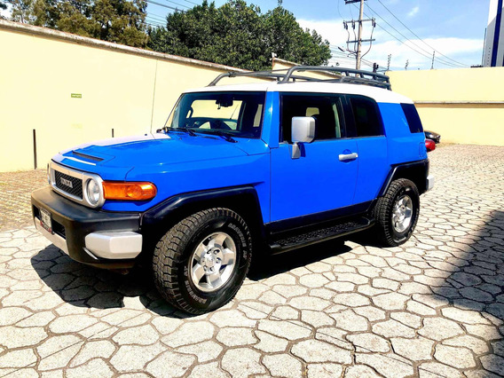 Toyota Fj Cruiser 3p Core Aa Abs Ee Cd 4x4 At 2009