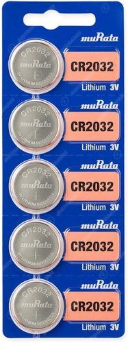 Pila Batería Cr2032 (sony) Murata Original, 3v Cartón X5